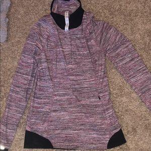 Lululemon 1/2 zip up jacket